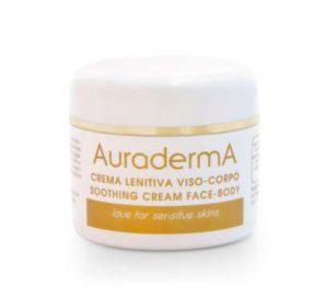 crema lenitiva viso e corpo
