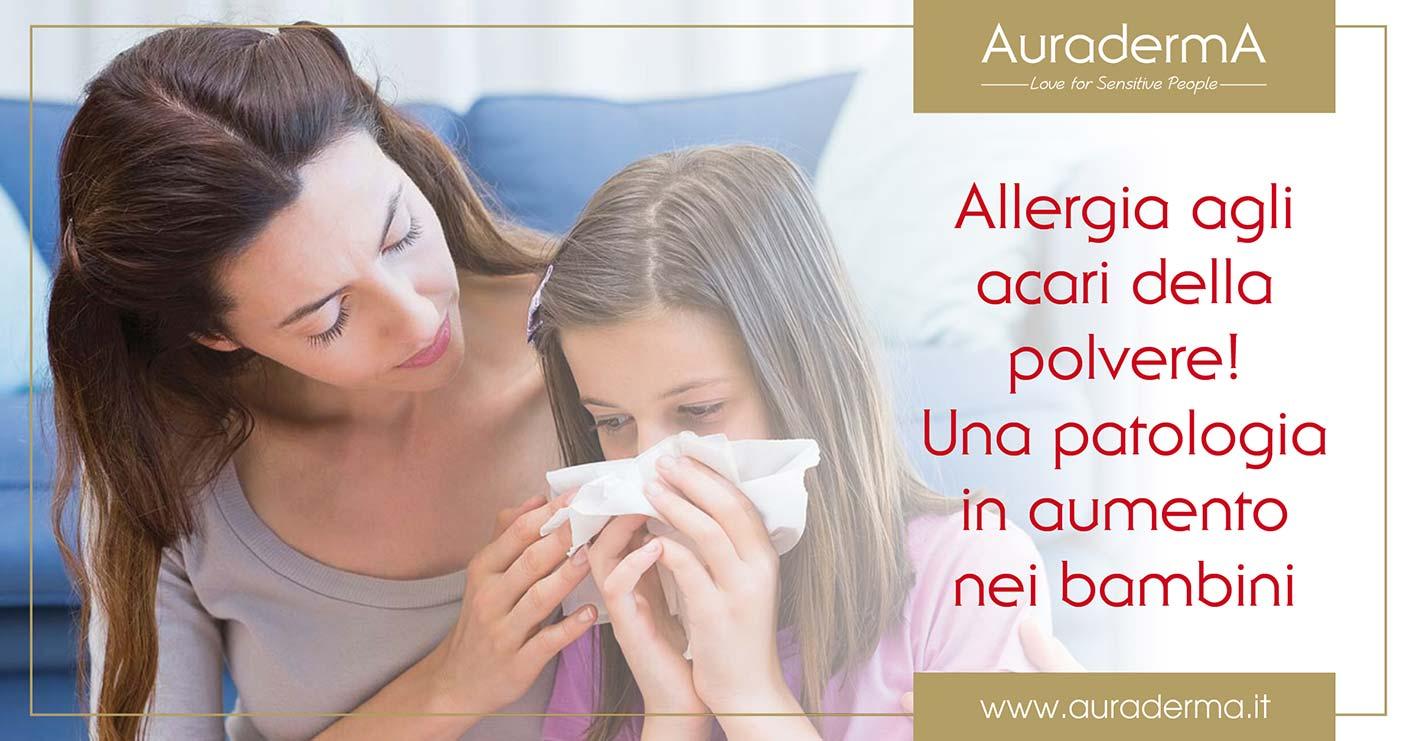 Allergia agli acari della polvere nei bambini una for Acari polvere
